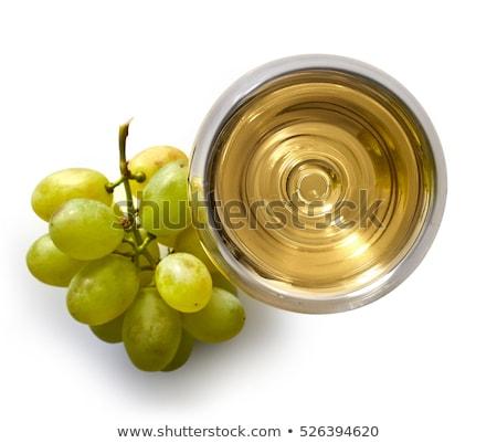 Fruit wijn illustratie witte partij natuur Stockfoto © get4net