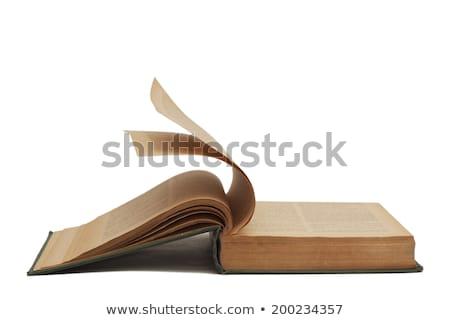 kitaplar · kitap · ofis · dizayn - stok fotoğraf © valeriy
