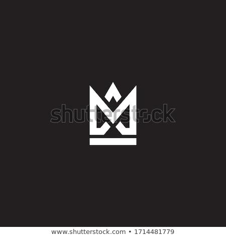 abstract · corona · logo · design · design · corporate - foto d'archivio © SArts