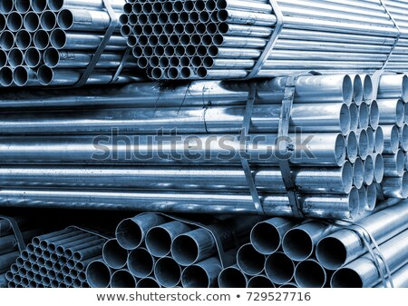 abstract metal construction Stock photo © drizzd