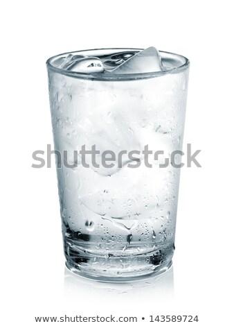 water · bubbels · geïsoleerd · witte · licht - stockfoto © zerbor