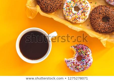 甘い食べ物 · 食品 · 背景 · デザート · 新鮮な - ストックフォト © artsvitlyna