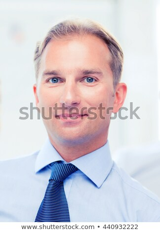 Nice office worker portrait Stock photo © Anna_Om