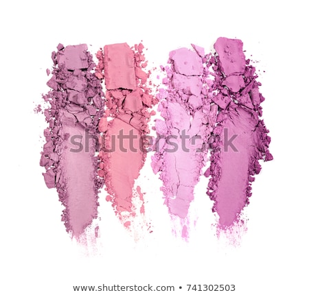 Purple cosmetic texture background, make-up and skincare cosmeti Stock photo © Anneleven