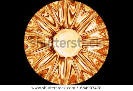 large gems flow isolated stock photo © arsgera
