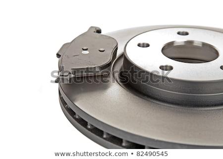 brake pads set for one car stock photo © marekusz