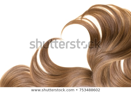 shaped hair  Stock photo © Pakhnyushchyy