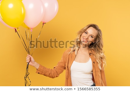 jovem · sorrindo · diferente · cores · óculos · de · sol - foto stock © oneinamillion