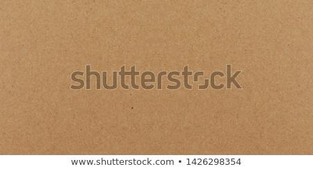 Cartone ufficio carta texture abstract natura Foto d'archivio © nenovbrothers