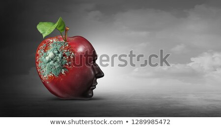 Brain Decay Stock photo © Lightsource