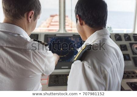 Uniform navigatie grafiek niet mannen Stockfoto © lillo