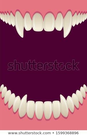 Stock foto: Lutiger · Vampirmund
