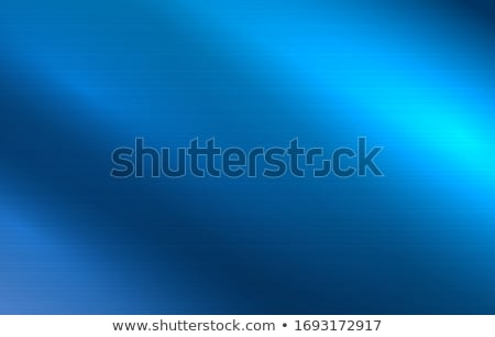 Blue Brushed Aluminum Stock photo © ArenaCreative