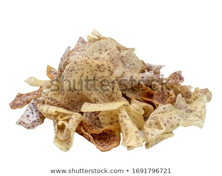 Taro chips, Thailand dessert. Stock photo © eddows_arunothai