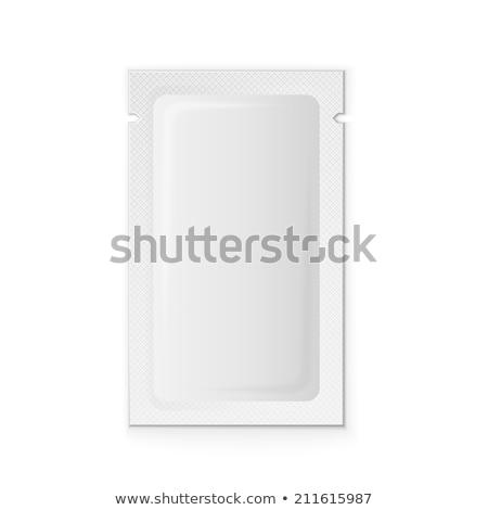 sal · comida · prejudicial · intestinos · conveniência · significativo - foto stock © netkov1