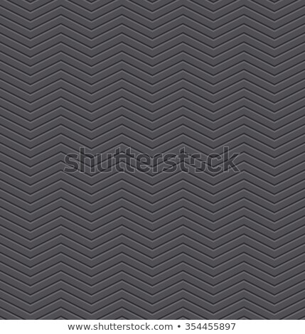 zigzag protector track 3d vector seamless pattern  Stock photo © Galyna