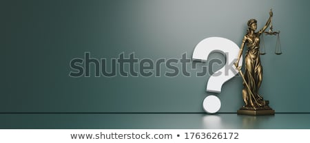 legal questions stock photo © lightsource
