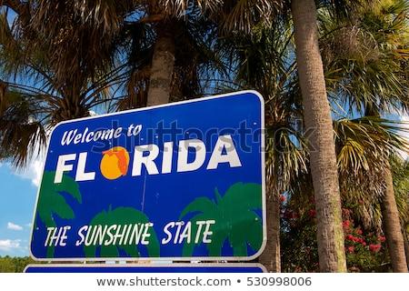 Orlando Florida texto pesado Cartoon nombre Foto stock © blamb