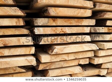 Doğal çam ağacı doku ahşap duvar Stok fotoğraf © zeffss