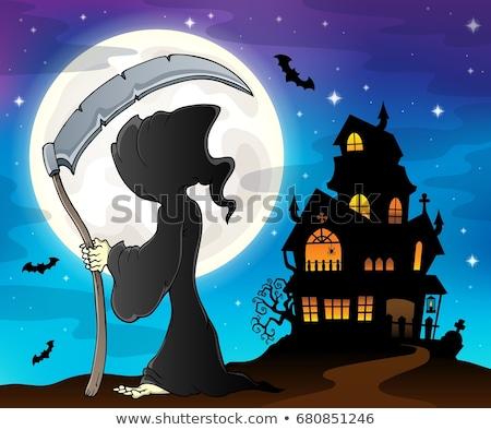 Grim reaper theme image 8 Stock photo © clairev