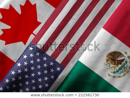 north america free trade stock photo © lightsource