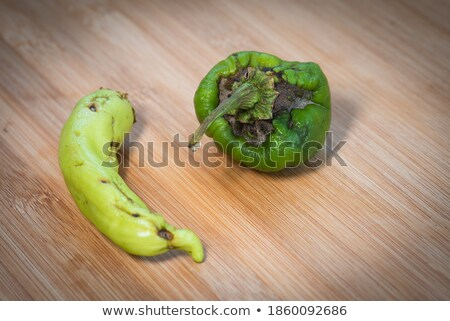 Beschimmeld witte slechte een organisch Stockfoto © Digifoodstock