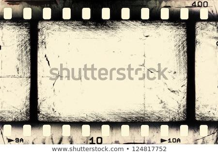grunge · films · film · strips · abstract · illustratie - stockfoto © illustrart