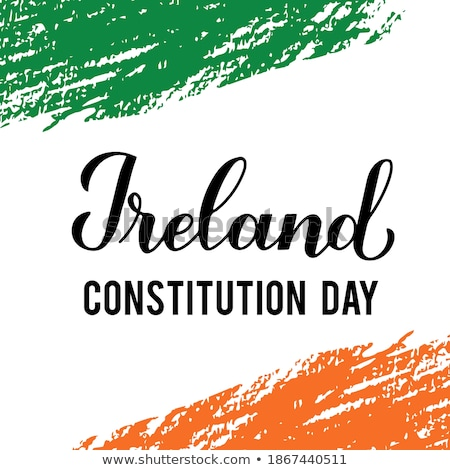 29 December  Constitution Day in Ireland Stock photo © Olena