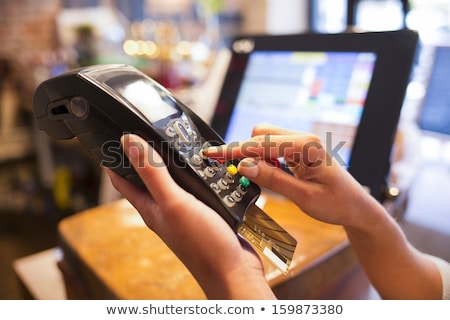 concept of fraud  debit Stock photo © Olena