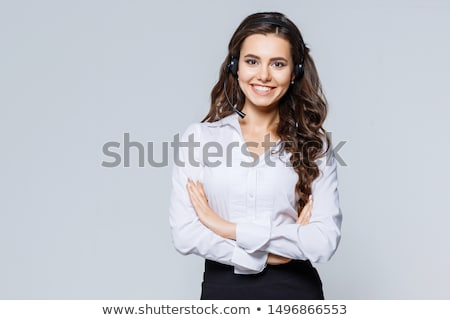 jóvenes · femenino · moderna · vestido · posando · belleza - foto stock © arturkurjan
