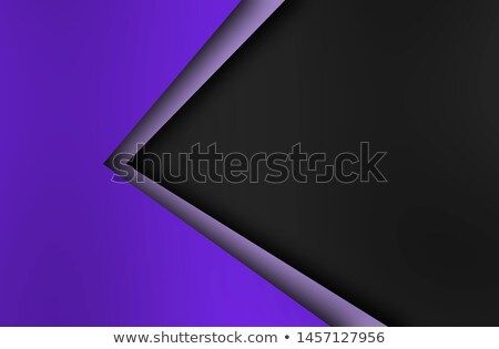 Foto stock: Most Wanted Bstract Colorful Triangle Geometrical