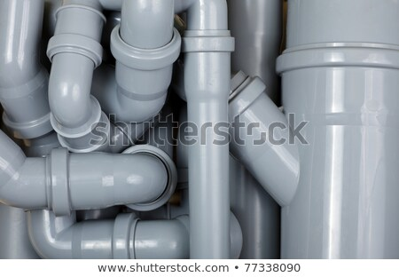 Sewer pipes chaos Stock photo © naumoid