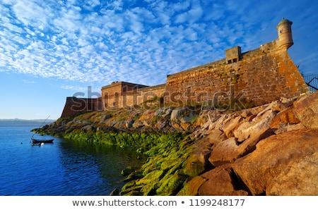 La Espanha praia água mar Foto stock © lunamarina