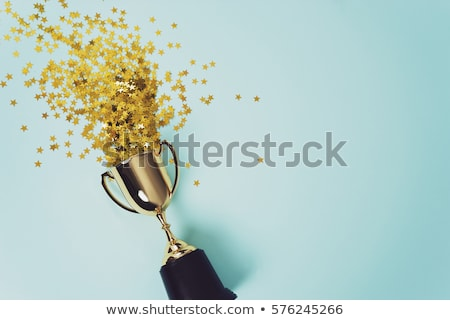 Leadership Golden Awards for Competition Winning Stock photo © robuart