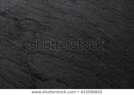 dark grey black slate background or texture stock photo © ivo_13