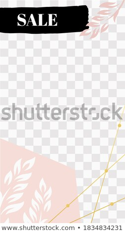 Products Sale and Clearance of Shops, Web Pages Stock photo © robuart