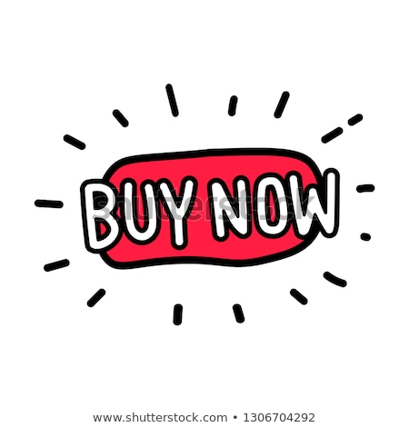 Stock photo: Buy Now on Discount Shopping and Store Sale Vector