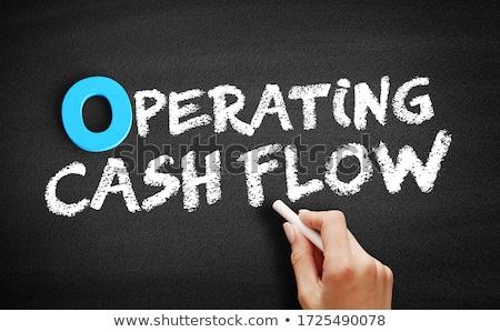 CASH acronym Stock photo © ivelin
