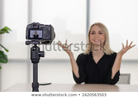 Recording star Stock photo © sahua