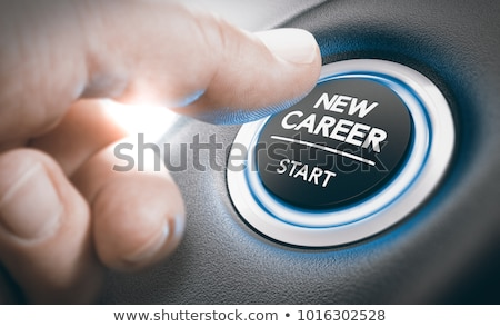 búsqueda · de · empleo · clave · línea · signo · símbolo - foto stock © lightsource