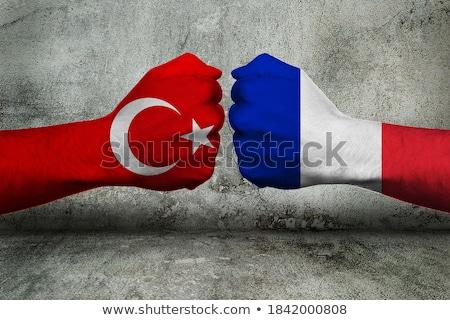 Katonaság történelem Franciaország összetett épületek műemlékek Stock fotó © ilolab