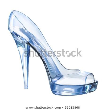 Glass Slipper Stock photo © cosma