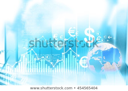 global · moneda · mundo · dinero · cartas · palabras - foto stock © iqoncept