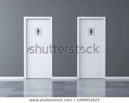 ヴィンテージ · キー · 影 · アンティーク · ドアの鍵 · グレー - ストックフォト © trgowanlock