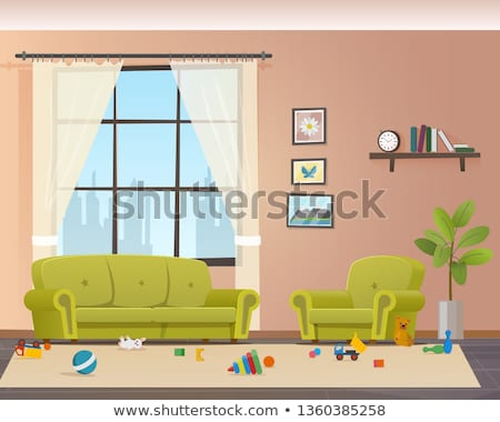 clothes scattered everywhere Stock photo © feelphotoart