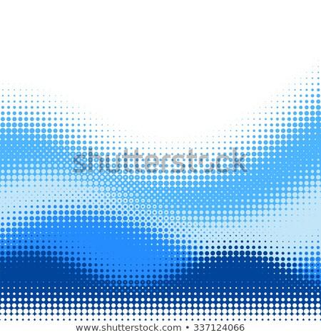 Absztrakt művészi színes többszörös kör zene Stock fotó © pathakdesigner