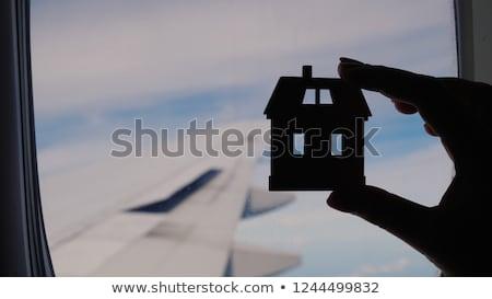 HOMESICK Stock photo © chrisdorney
