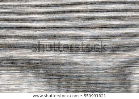 Stock photo: squared textile texture