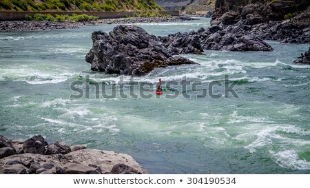 каньон · узкий · реке - Сток-фото © hpbfotos
