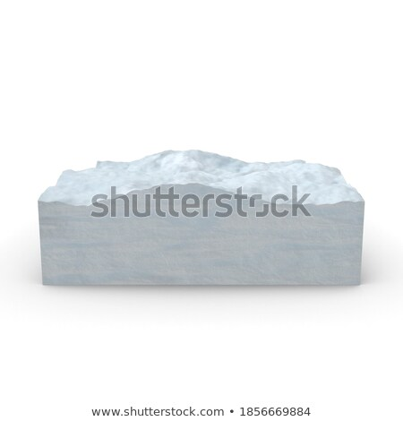 Snow-covered ground Stock photo © pressmaster